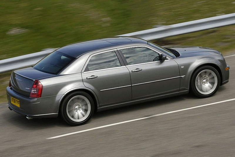Chrysler 300c srt diesel on the way for europe wcf news for Chrysler 300c diesel