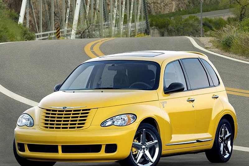Chrysler PT Street Cruiser Route 66 Edition