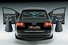 Bang & Olufsen Develops Audio System for Audi A8