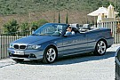 New BMW 320Cd Convertible for the UK