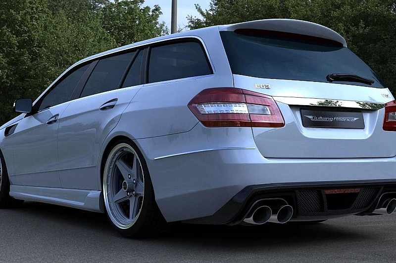 2011 mercedes e63 amg wagon by gwa tuning wcf news. Black Bedroom Furniture Sets. Home Design Ideas