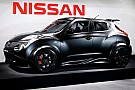Nissan Juke-R enjoys a wet Silverstone [video]