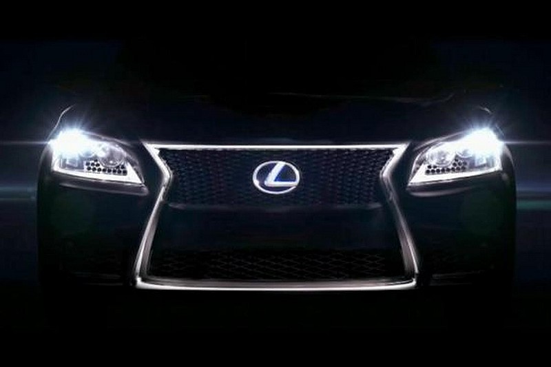 Lexus teases several upcoming models [video]