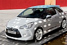 Citroen DS3 Electrum concept arriving in Paris