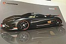 Koenigsegg One:1 revealed in design drawings