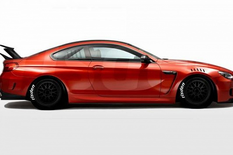 Risden Engineering preparing heavily modified BMW M6