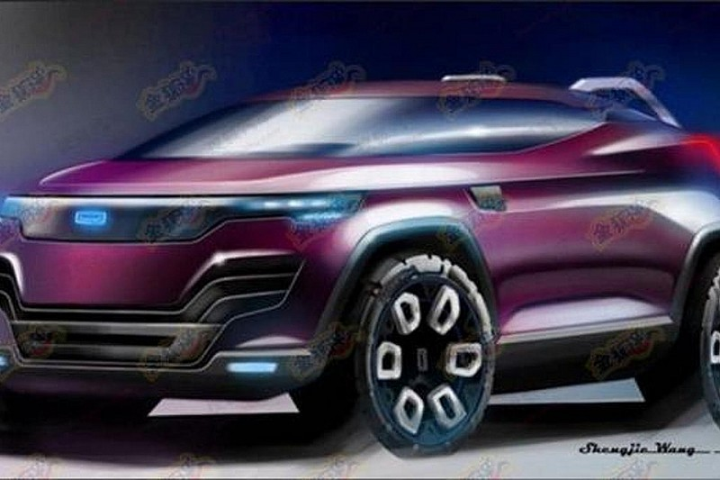 Qoros previews sporty compact SUV [video]