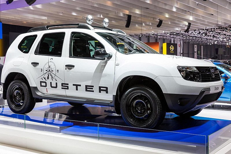 Dacia Duster Adventure Edition introduced in Geneva