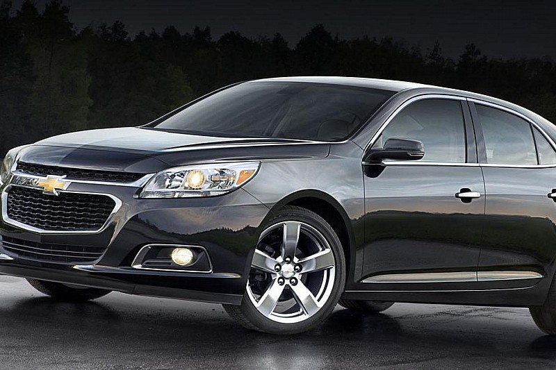 2014 Chevrolet Malibu facelift revealed