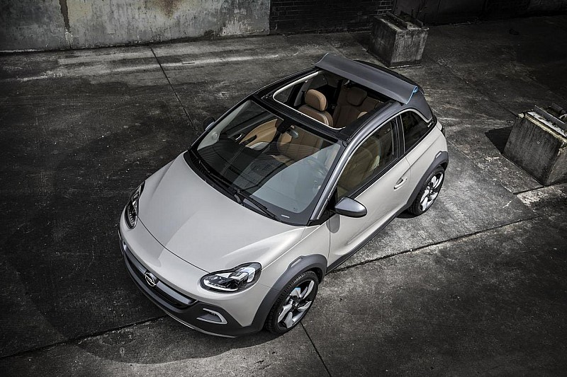 Opel Adam Cabrio announcement imminent - report