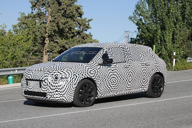 Citroen Cactus production version already spied