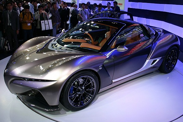 Yamaha SPORTS RIDE CONCEPT could go into production with 1.5-liter turbo
