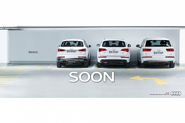 Audi teases fourth Q model, likely Q1