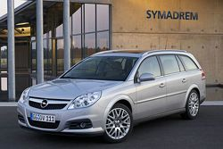 New Opel Vectra