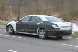 2013 Mercedes-Benz S-Class first spy photo - 09.02.2010