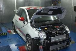 G-Tech RS-S tuning kit for Abarth 500, 859, 22.07.2010