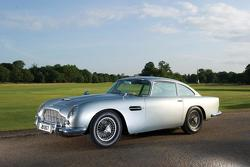1964 Aston Martin DB5, James Bond Real Film Car, 1600, 28.10.2010
