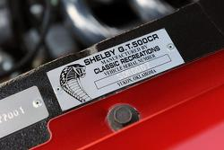 1967 Shelby GT500CR by Classic Recreations 21.11.2010