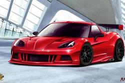 Top Tuner 5 - Chevrolet Corvette, monster ideation, 1000, 01.02.2011