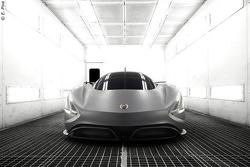 The Abarth ScorpION, designed by IED Torino students