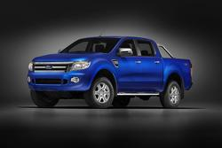 All-new 2012 Ford Ranger