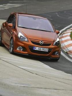 Opel Vauxhall Corsa Nürburgring Edition 20.04.2011