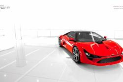 DC Design Avanti supercar, 1300, 05.01.2012