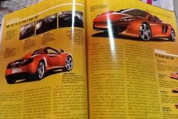 McLaren MP4-12C Spyder renderings from CAR magazine, 900, 07.03.2012