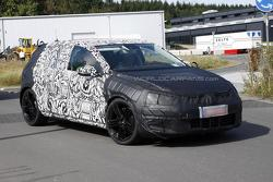 Volkswagen Golf VII R spy photo 23.8.2012 / Automedia