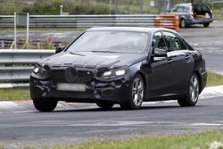2014 Mercedes E-Class spy photo 17.9.2012