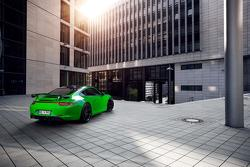 Porsche 911 Carrera 4S by TechArt 22.2.2013