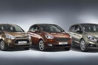 2015 Ford C-MAX & Grand C-MAX facelift