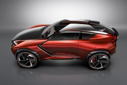 Nissan Gripz concept unveiled with hybrid system