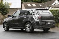 2017 Alfa Romeo Crossover mule