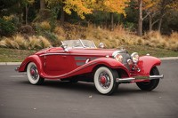 1937 Mercedes-Benz 540 K Special Roadster sells for $9.9 million at auction