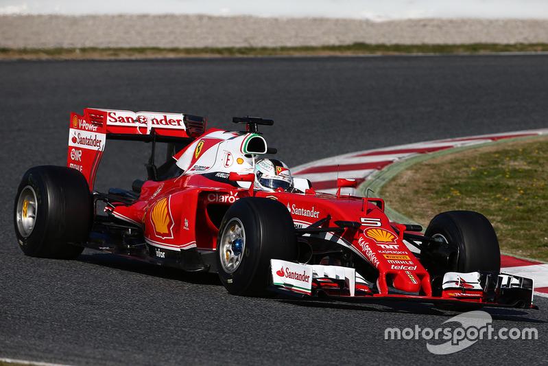 Sebastian Vettel,Scuderia Ferrari SF16h
